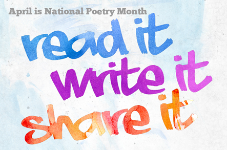 April is National OT Month and Poetry Month (2/2)